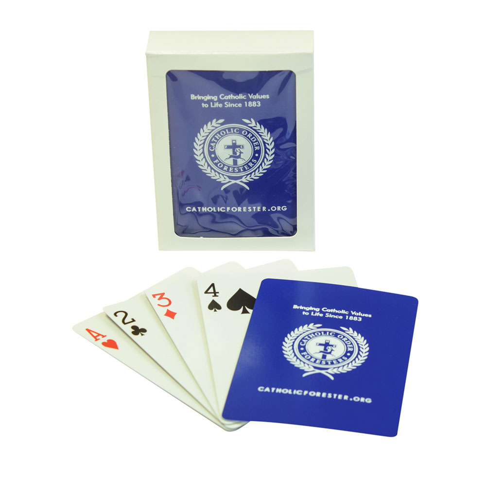 1 deck playing cards